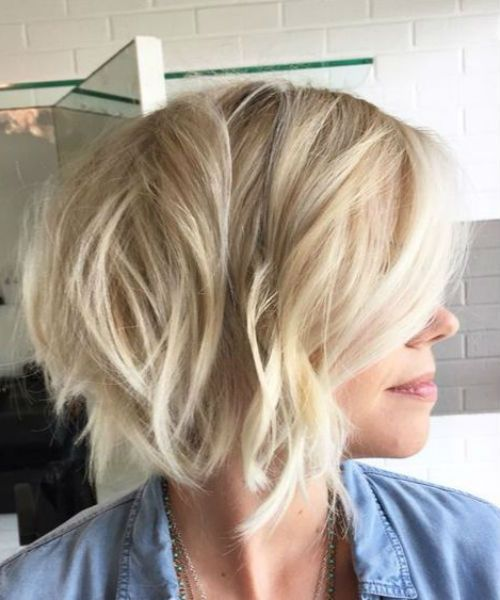 Cutest Short Blonde Hairstyles For Women Trending Right Now Trendy Hairstyles Hair Styles Low Maintenance Hair Short Hair Styles