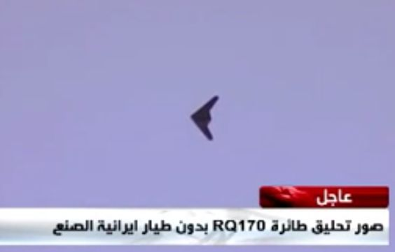 Iran Supposedly Flies A Stealth Drone [Video] They've definitely built some kind of flying grey wedge. [Future Drones: http://futuristicnews.com/tag/drone/ Drones for Sale: http://futuristicshop.com/category/unmanned-aerial-vehicles-uav-for-sale-quadcopters-for-sale-drones-for-sale/]