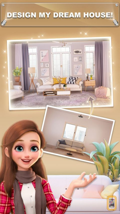 My Home Design Dreams For Iphone Ipad App Info Stats Iosnoops House Design Games My Home Design Dream Home Design