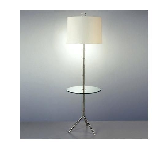 Modern Floor Lamp With Attached Table Modern Floor Lamps Deco Floor Lamp Vintage Floor Lamp