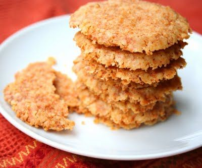 Chipotle Cheese Crisps, Version 2.0 | Powder, Salts and Gluten free
