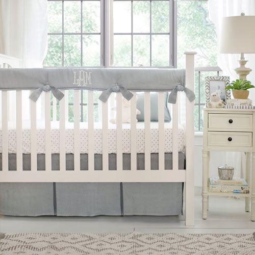 Neutral Bedding Set Washed Linen In Gray Collection With Images