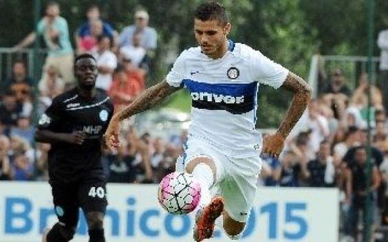 Amichevole Carpi - Inter stasera ore 18 seguila in STREAMING GRATIS Stasera (ore 18) torna in campo l'Inter, che a Riscone di Brunico affronta il Carpi, neo promosso in Serie A, nel secondo test stagionale. Dopo il 4-3 contro lo Stoccarda Kickers, Mancini sembra inte #streaming #intercarpi