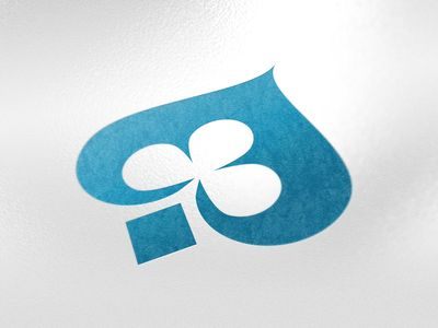 Clover Card Symbol