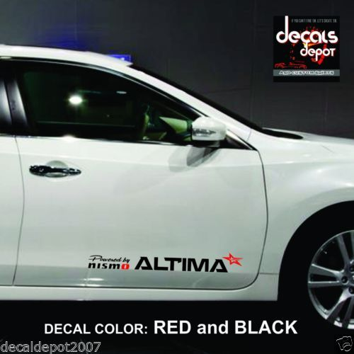 Decal Vinyl Fits Nissan Altima 2 5 S Sr Midnight Edition Sv Sl 2005 To 2018 Automotive Cars Carlifestyle Automo Nissan Altima Altima Expensive Sports Cars
