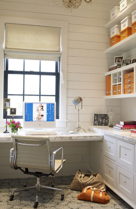 Cool Escritorio Em Casa Escritorios And Layouts De Home Office On Largest Home Design Picture Inspirations Pitcheantrous