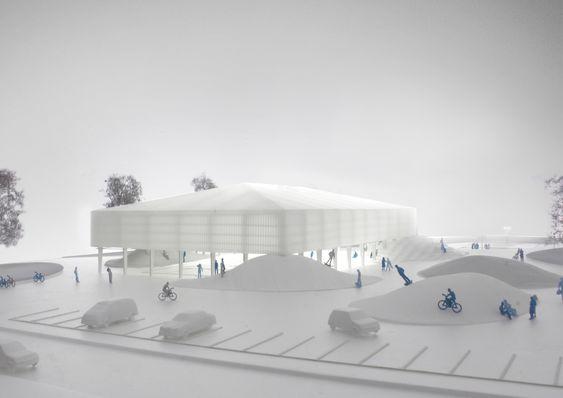 Galería de Paisaje de actividad / JAJA Architects + AI - 13
