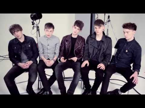 Watch Coastal Cities talk about 'Nothing Ever Changes' on set of the Burberry Spark Sunglasses campaign