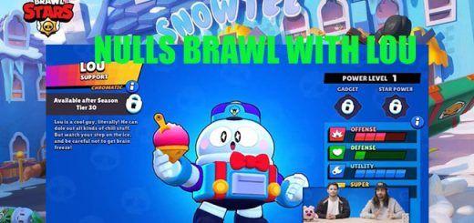 Download Nulls Brawl 25 130 Mod Apk Brawl Stars New Brawler Mr P Brawl Line Friends Holiday Getaways