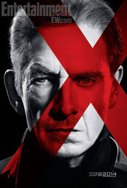 'X-Men' first look: 'Days of Future Past' posters split the difference | Inside Movies Mobile | EW.com