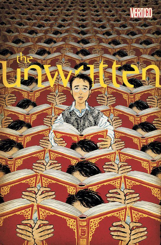The Unwritten, un must-read de la última hornada de Vertigo Comics