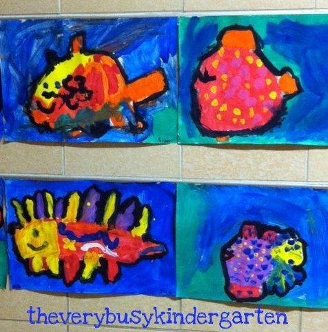 The Very Busy Kindergarten: Under The Sea