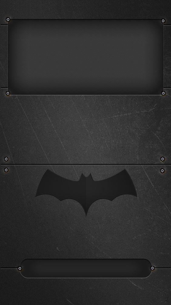 Black Batman Lockscreen Batman Wallpaper Iphone Batman Lockscreen Iphone 6s Wallpaper