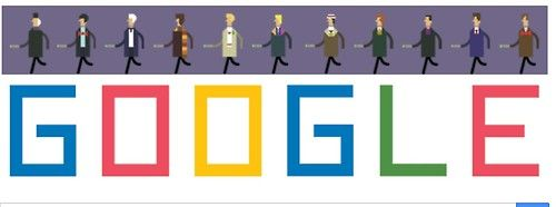 Possibly one of the greatest Google Doodles of all time!