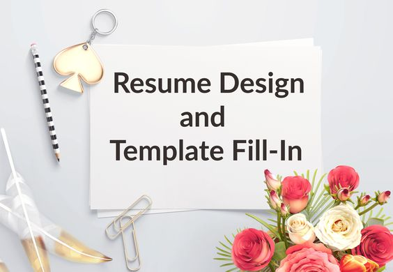 Strong words to use on a Resume - powerful words for resume