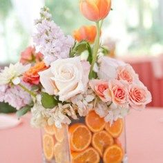 Вдохновение цветом: счастливый оранжевый - Weddywood