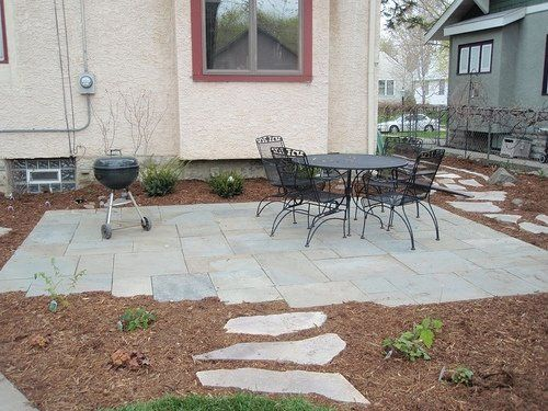 Simple backyard patio ideas google search dreaming of for Simple back patio ideas