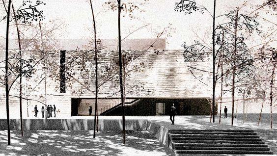 Clyfford Still Museum opening in Denver November 2011