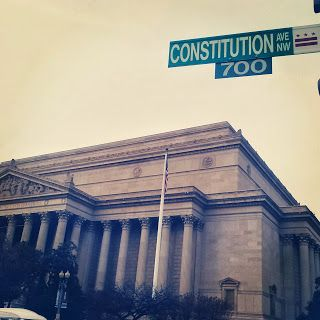 Constitution Ave, Washington, D.C.