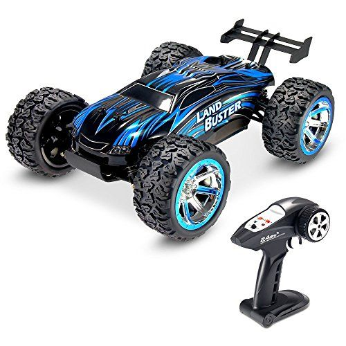 Theefun 1 12 2 4ghz 4wd Fast 30 Mph Rc Car High Speed Electric Remote Control Off Road Monster Truck Rc Trucks Rc Cars For Sale Monster Trucks