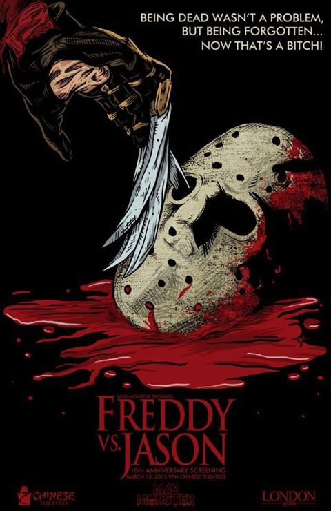 Freddy vs. Jason: