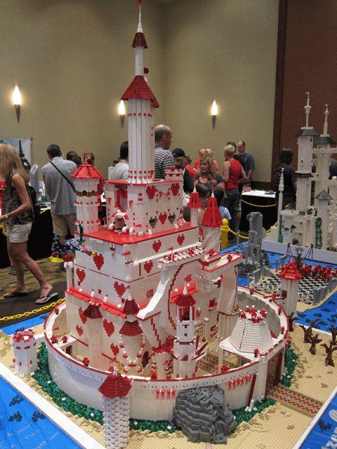 Lego, Alice in wonderland and Wonderland on Pinterest