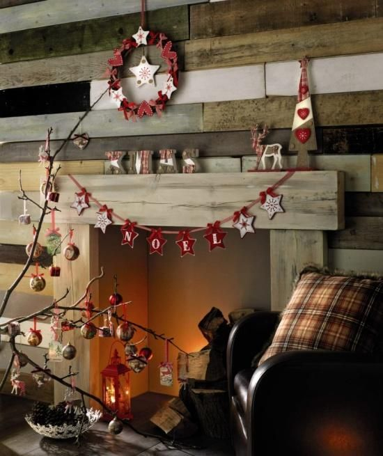Nordic Christmas Decorations From Matalan. Http