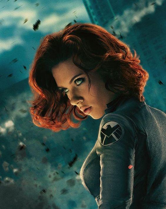 marvel black widow  | Scarlett Johansson en Los Vengadores, dirigida por Joss Whedon ...