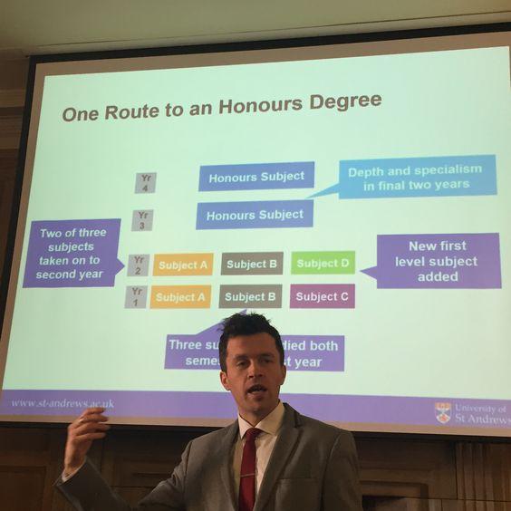 Ivar Mollar illustrates a 4-year academic sequence.