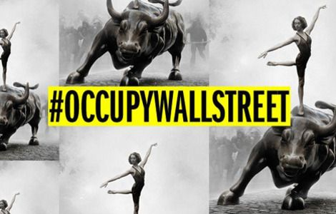 Occupy Wall St.