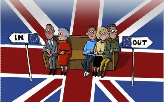 Guida galattica per il Regno Unito post-Brexit La Brexit è alle porte: come sopravvivere a un Regno Unito privo di assicurazione sanitaria europea, viaggetti alcolici sul continente e salsicce senza grasso? Sono alcune delle molte risposte cui St #brexit #inghilterra #umorismo