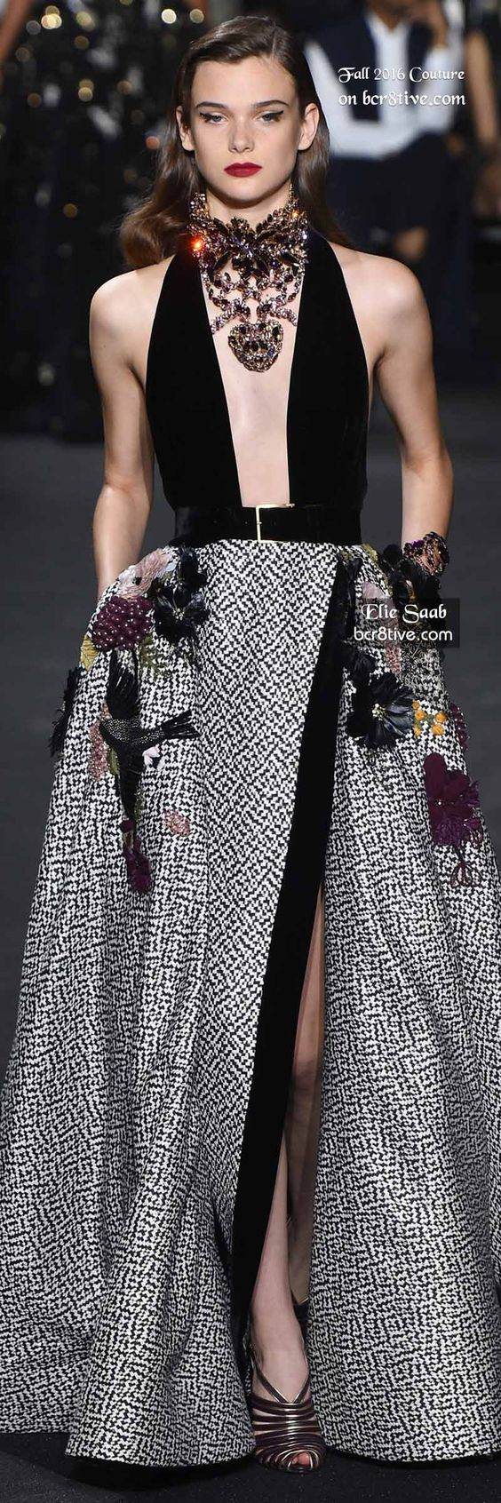 Elie Saab - The Best Fall 2016 Haute Couture Fashion
