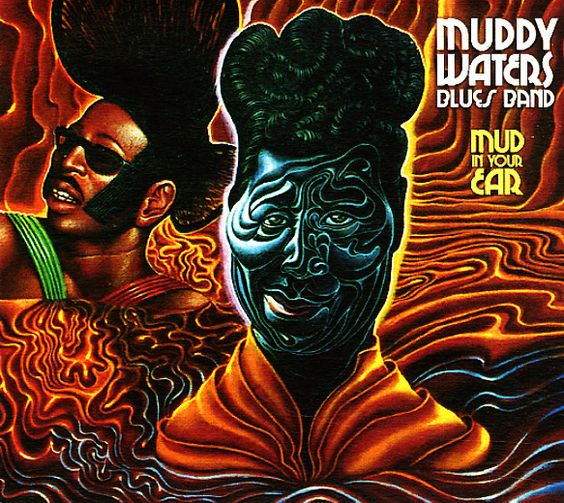 Muddy Waters/Luther Snake Johnson : Mud In Your Ear (aka Luther Georgia Boy Snake Johnson) (CD) -- Dusty Groove is Chicago's Online Record Store