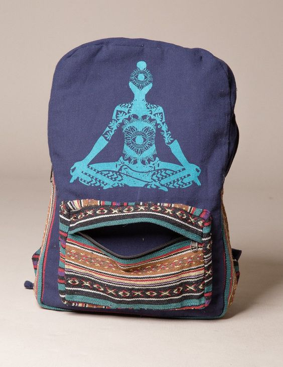 Yogini Backpack - Yogini Backpack