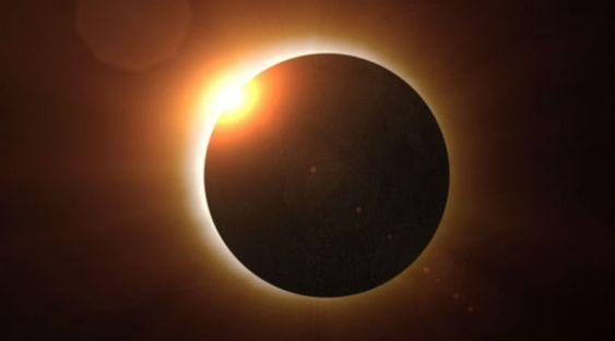 كيفية صلاة الخسوف صلاة الكسوف أو هي نوع من أنواع صلاة النوافل بسبب كسوف الشمس أو خسوف القمر وتسمى صلاة الكسوفين أو صلا Solar Eclipse Celestial Wall Lights