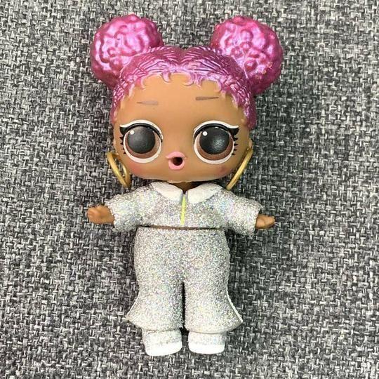 LOL Surprise BIG CITY BB b.b Under Wraps Sister Eye Spy Series 4 Baby Doll Toy