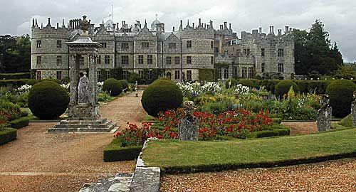 Longford Castle, England