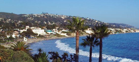 Las Brisas - Laguna Beach.  Patio Dining, Views