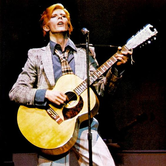 | David Bowie