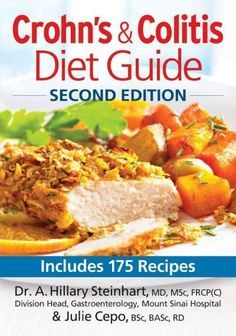 Diet is a huge priority for anyone living with Crohn's disease or ulcerative colitis. The authors provide crucial guidance for families, friends and caregivers too in helping to manage IBD (Inflammato