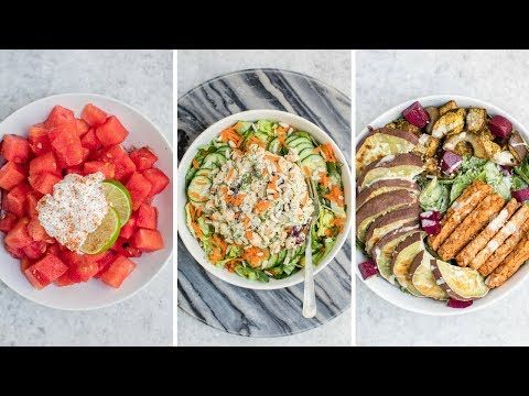 What I Eat In A Day Easy Vegan Summer Meals Youtube Healthy Food Inspiration Summer Recipes Vegetarian Recipes Healthy