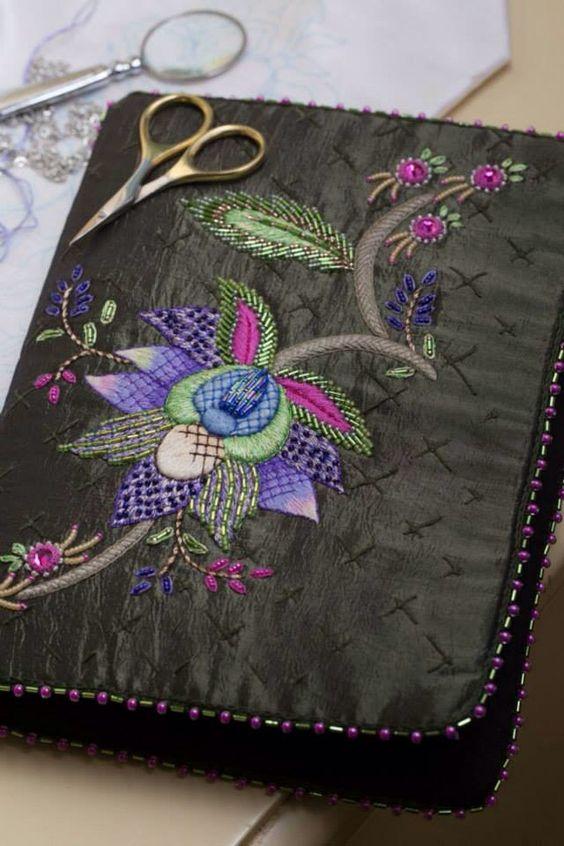 Beautiful work by Hazel Blomkamp - /dianarthomas/smocking-embroidery/ BACK