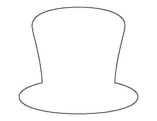 Best Printable Frosty Magic Hat Coloring Pages 777