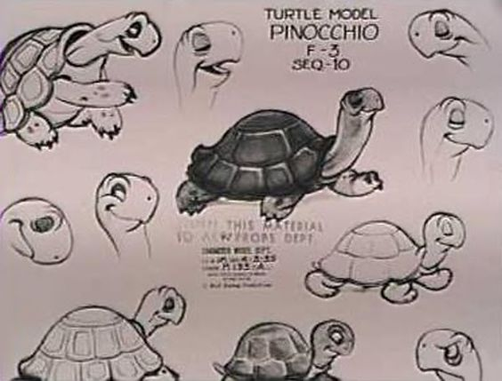 Not pinning just because of Pinocchio, but because turtles
