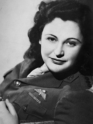During the violent months preceding the liberation of Paris, Wake killed a German guard with a single karate chop to the neck, executed a women who had been spying for the Germans, shot her way out of roadblocks and biked 70 hours through perilous Nazi checkpoints to deliver radio codes for the Allies. And she was a New Zealander.  In spite of Hitler she lives to be 98.