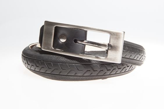 Here you are a great belt of bike´s rubber.