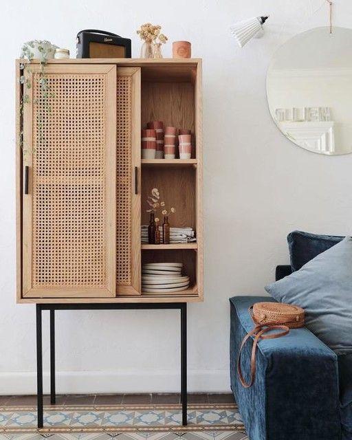 Bahut Chene 2 Portes Cannees Waska Chene La Redoute Interieurs La Redoute Meuble Maison Idees De Decor Mobilier De Salon