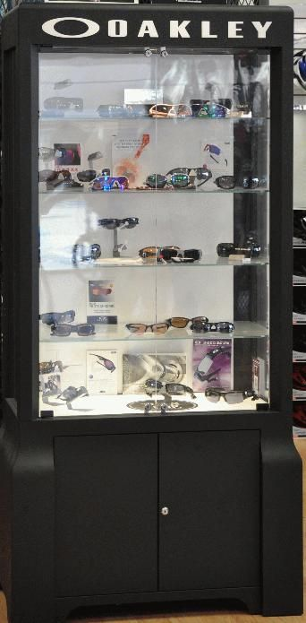 Oakley Sunglass Display