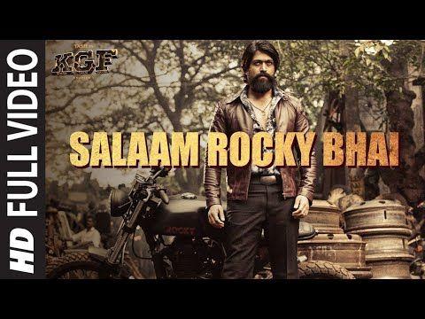 Full Video Salaam Rocky Bhai Kgf Chapter 1 Yash Srinidhi Shetty Prashanth Neel You Movies Online Free Film Hd Movies Download Full Movies Online Free