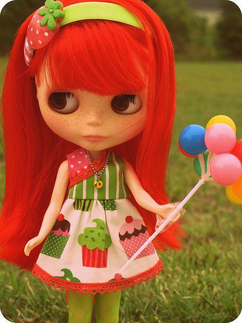 Cupcakes & Balloons